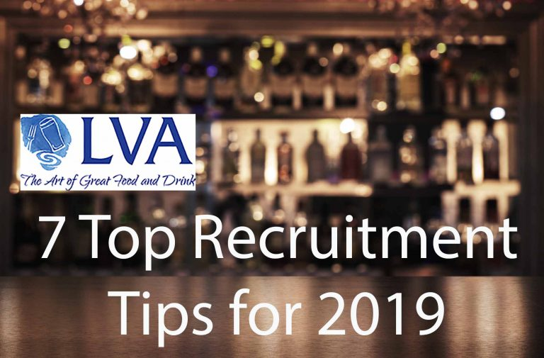Top Recruitment Tips for Dublin pubs in 2019 from the LVA